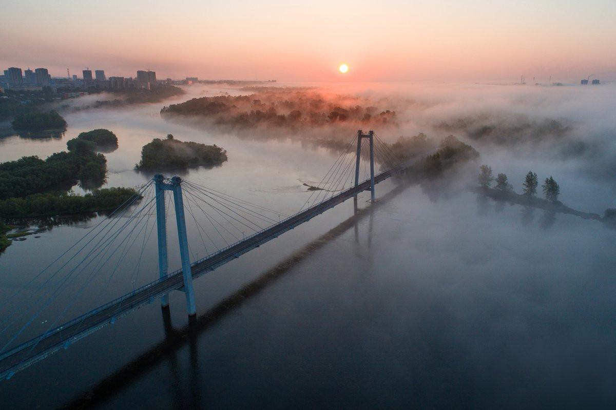 Фото: Виноградовский мост