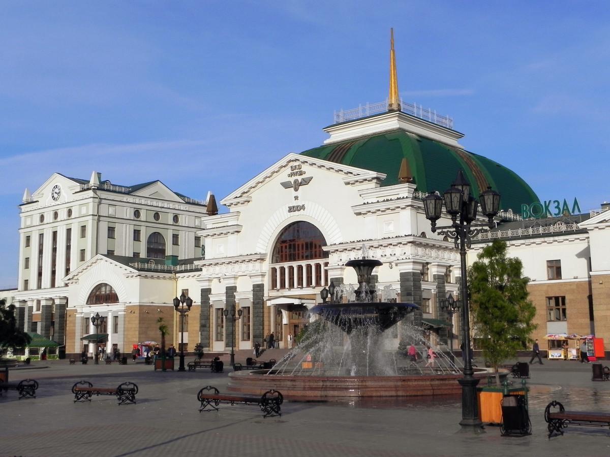 Фото: Красноярск-Пассажирский
