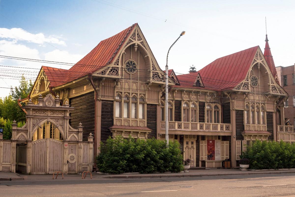 Фото: Литературный музей имени В. П. Астафьева
