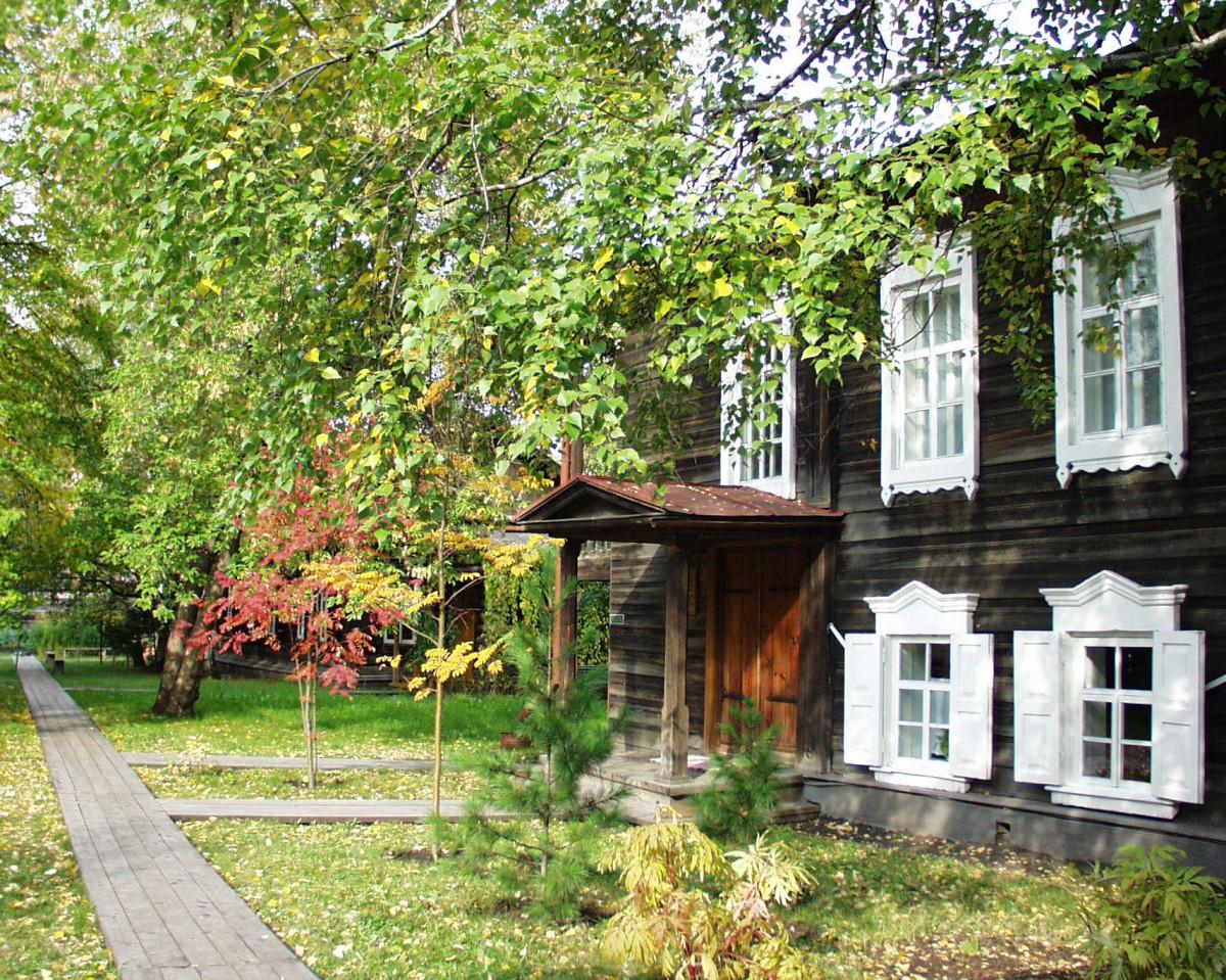 Фото: Музей-усадьба В. И. Сурикова