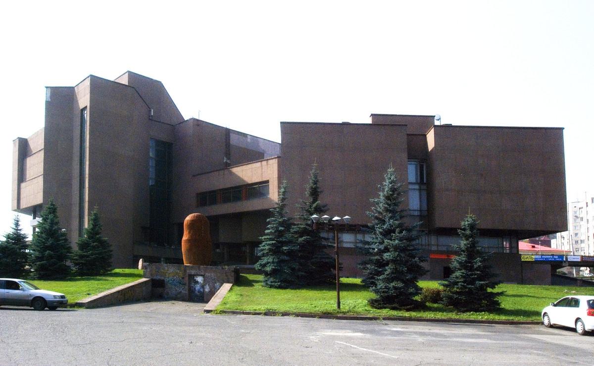 Фото: Музейный центр Площадь Мира