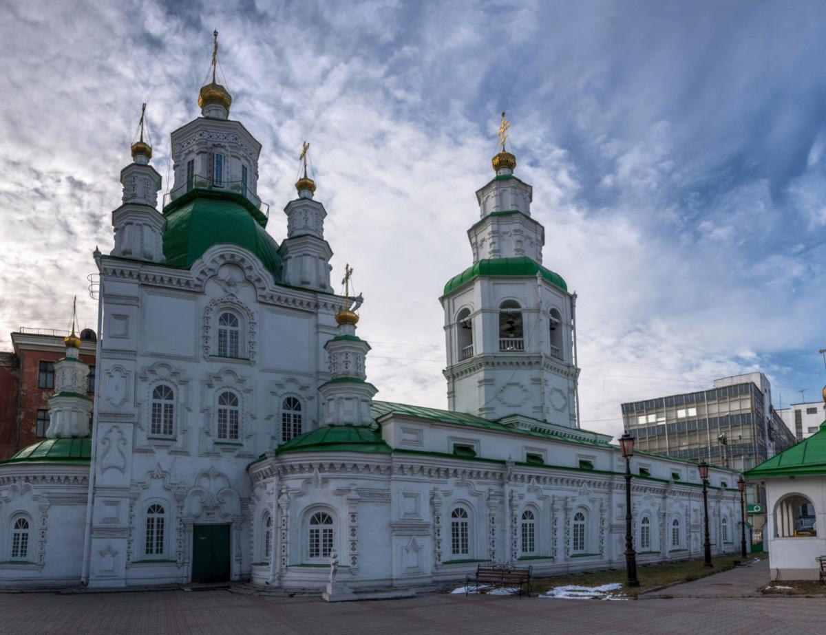 Фото: Свято-Покровский кафедральный собор