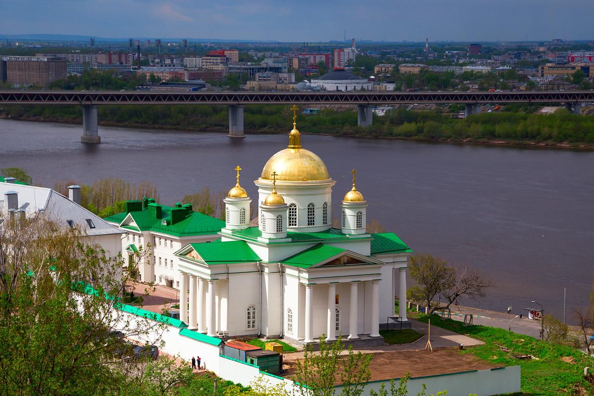 Фото: Благовещенский монастырь