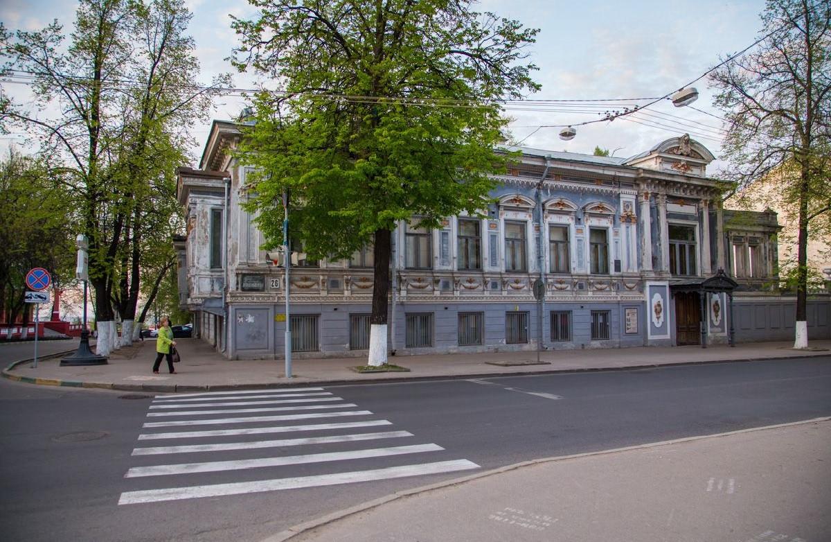 Фото: Литературный музей им. Горького