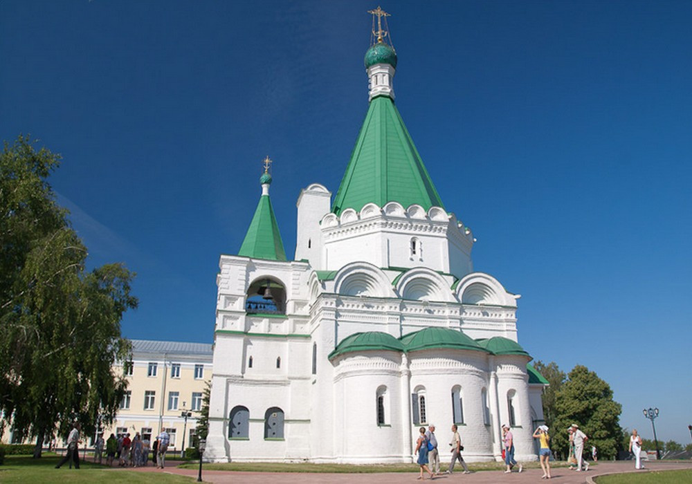 Фото: Михайло-Архангельский собор