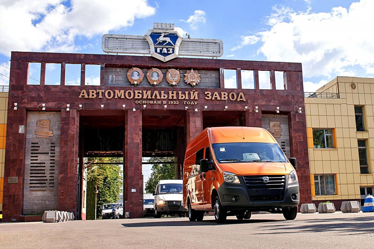 Фото: Музей истории ОАО «ГАЗ»
