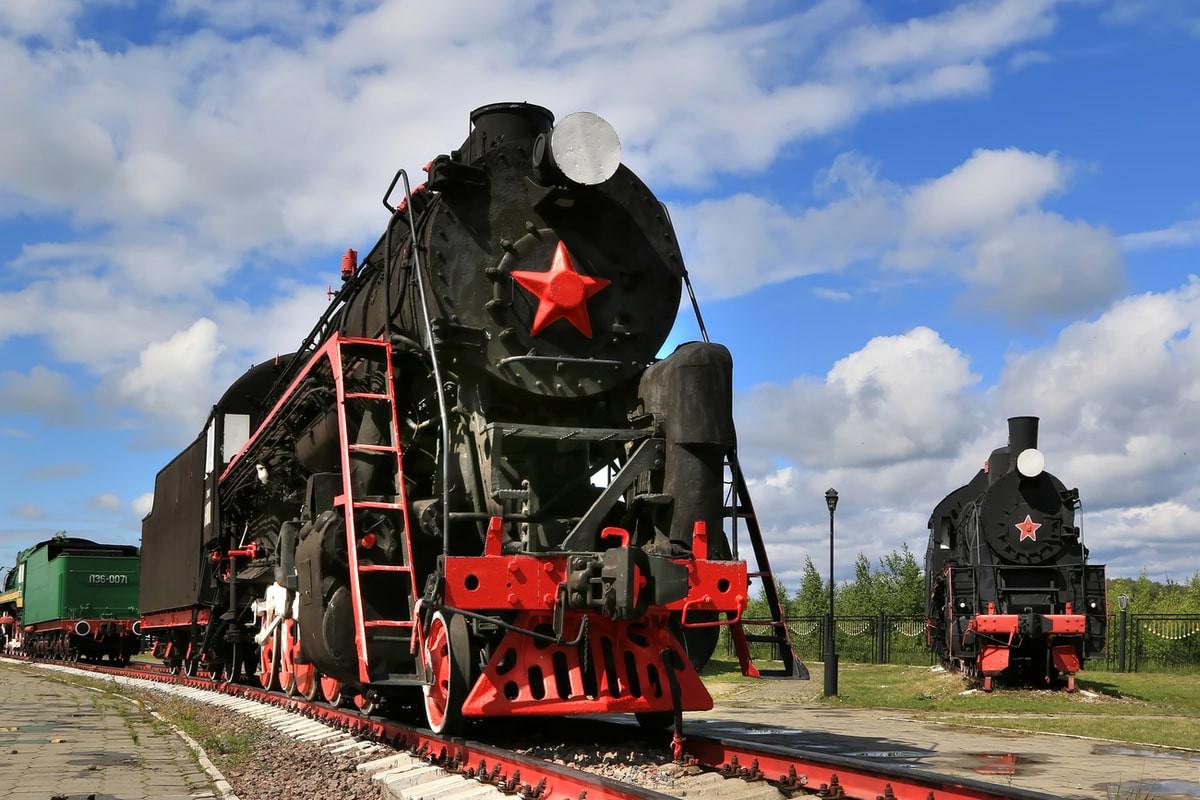 Фото: Музей паровозы России