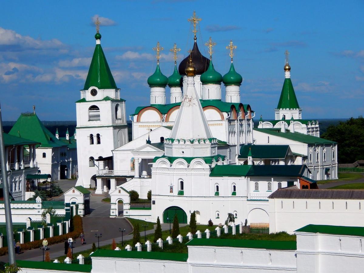 Фото: Печерский Вознесенский монастырь