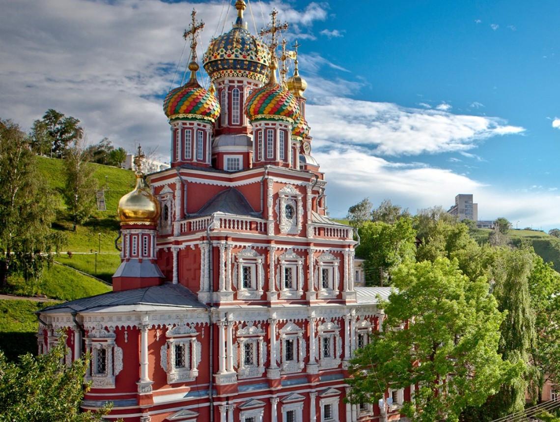 Фото: Рождественская (Строгановская) церковь