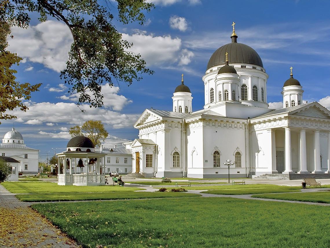 Фото: Спасский Староярмарочный собор