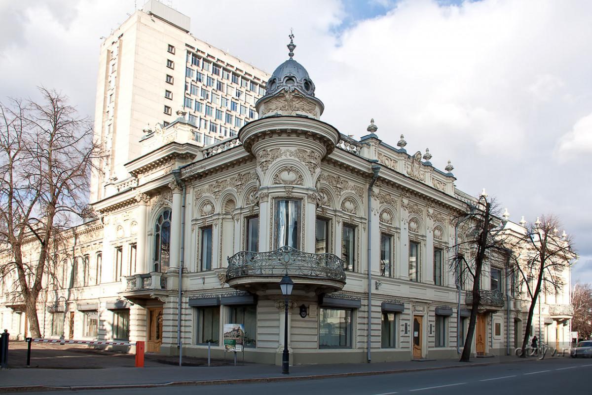 Фото: Дом Ушковой