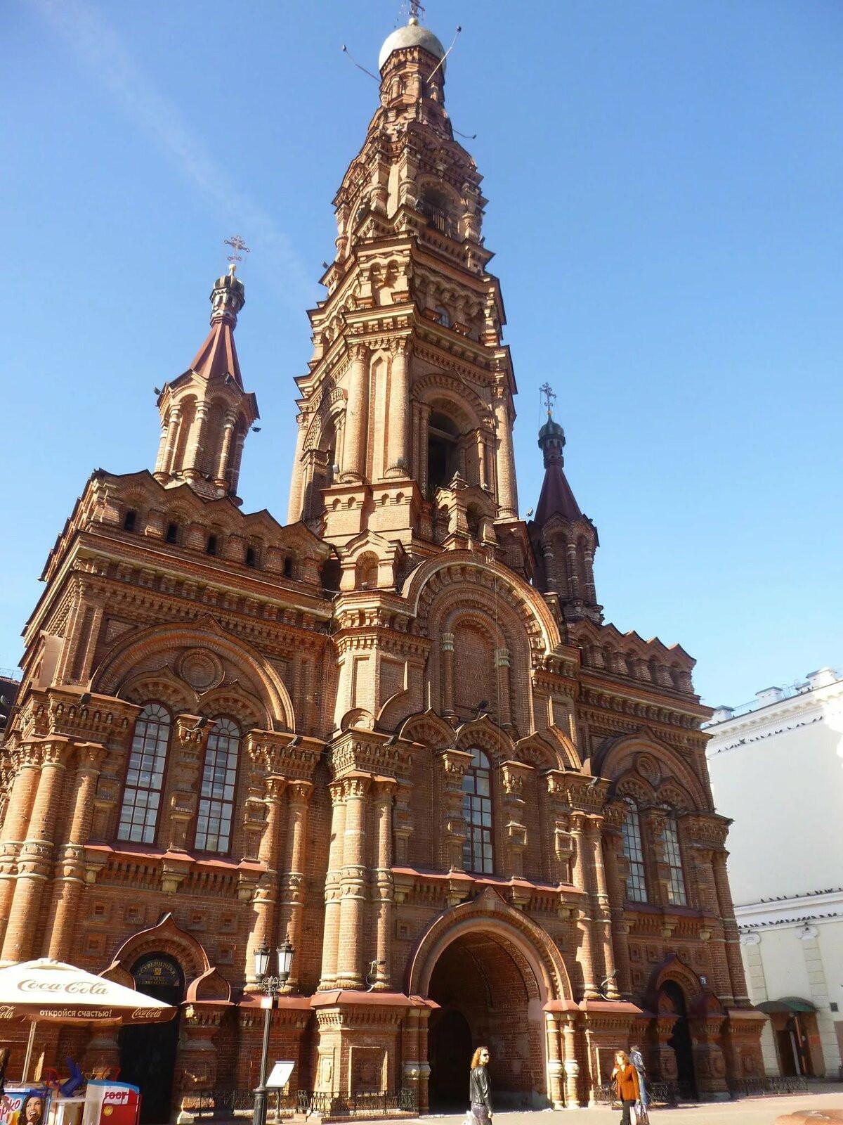 Фото: Колокольня Богоявленского собора