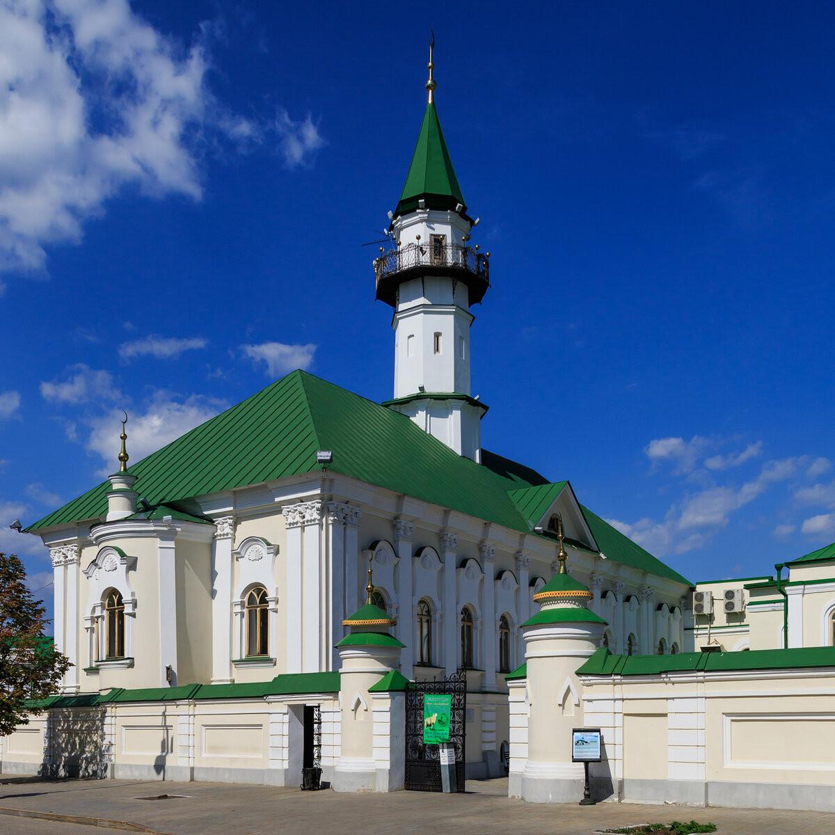 Фото: Мечеть аль-Марджани