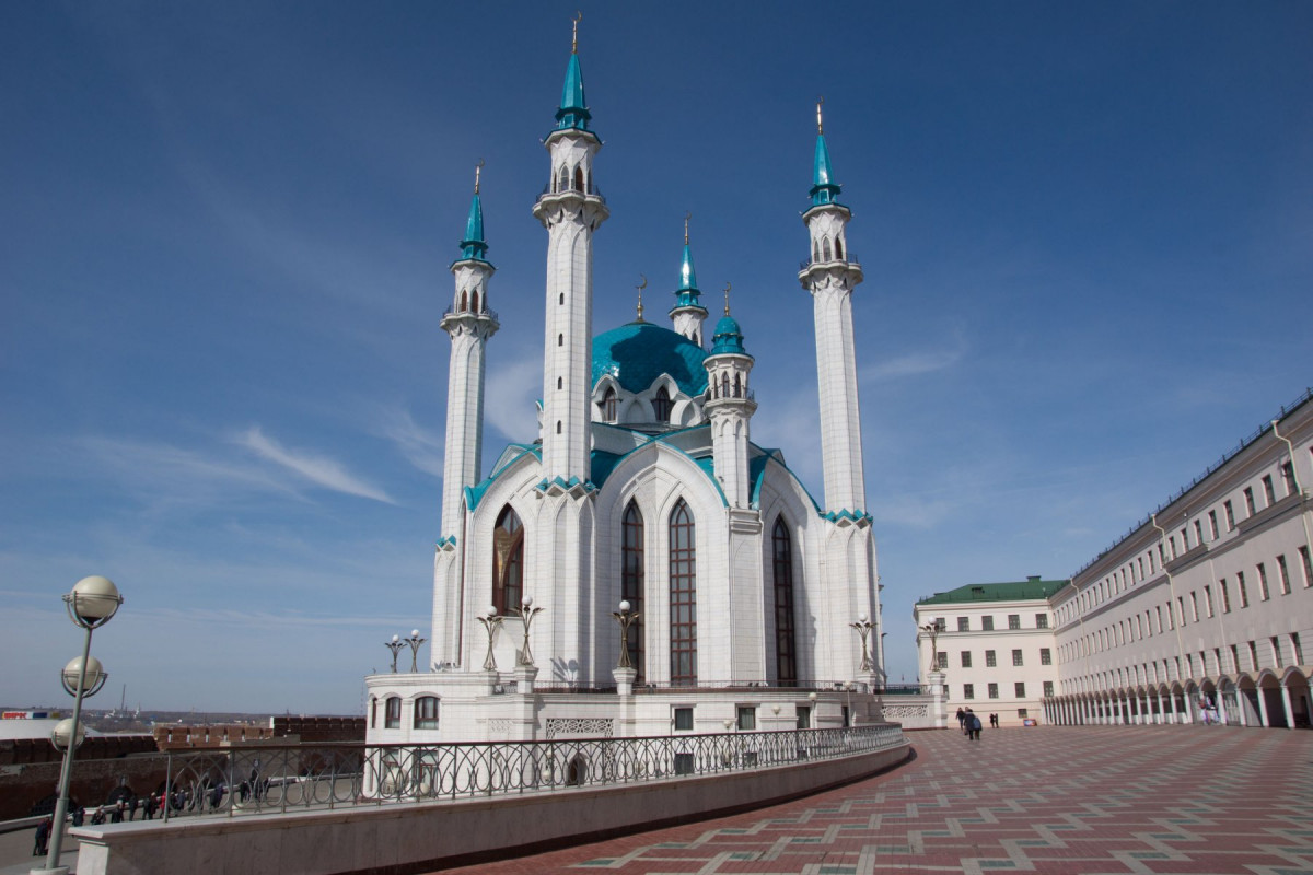 Фото: Мечеть кул Шариф