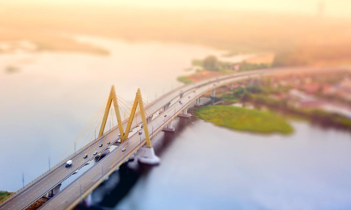 Фото: Мост Миллениум