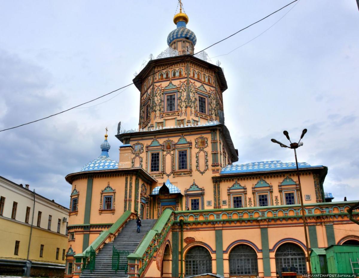 Фото: Петропавловский собор