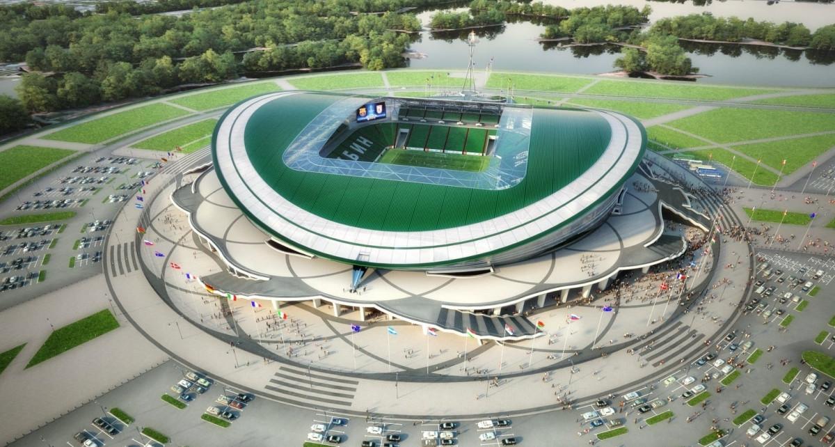 Фото: Стадион «Казань Арена»
