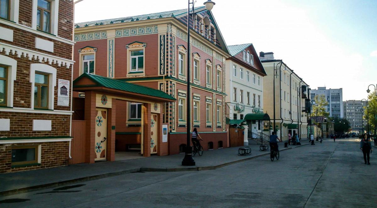 Фото: Старо татарская слобода