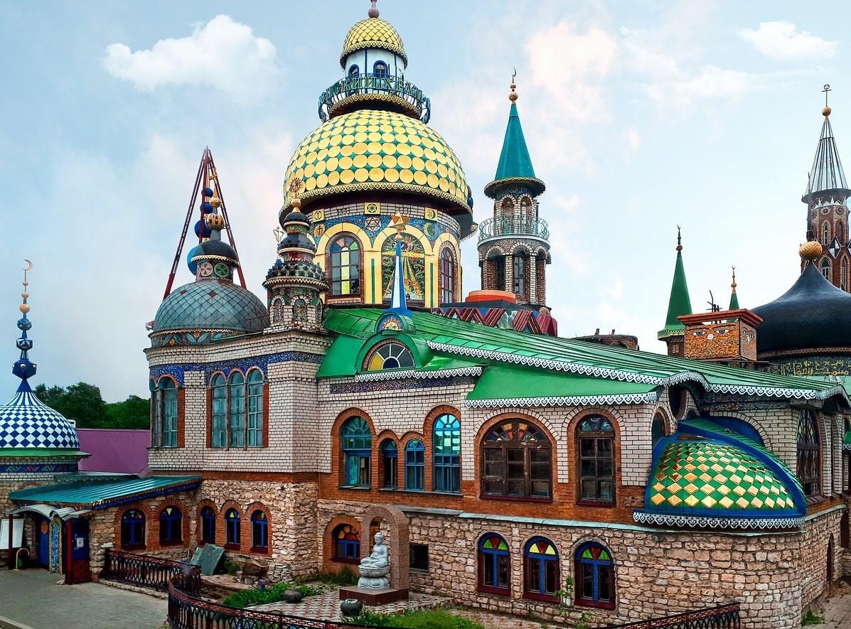 Фото: Храм всех религий