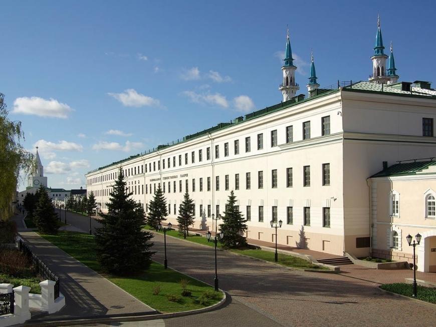 Фото: Центр «Эрмитаж-Казань»