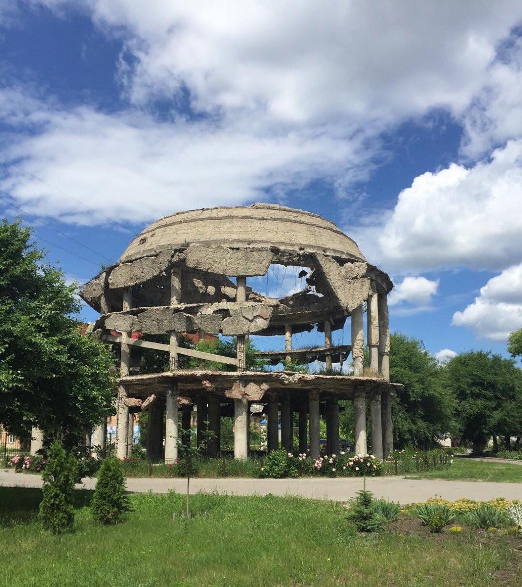 Фото: Памятник Ротонда