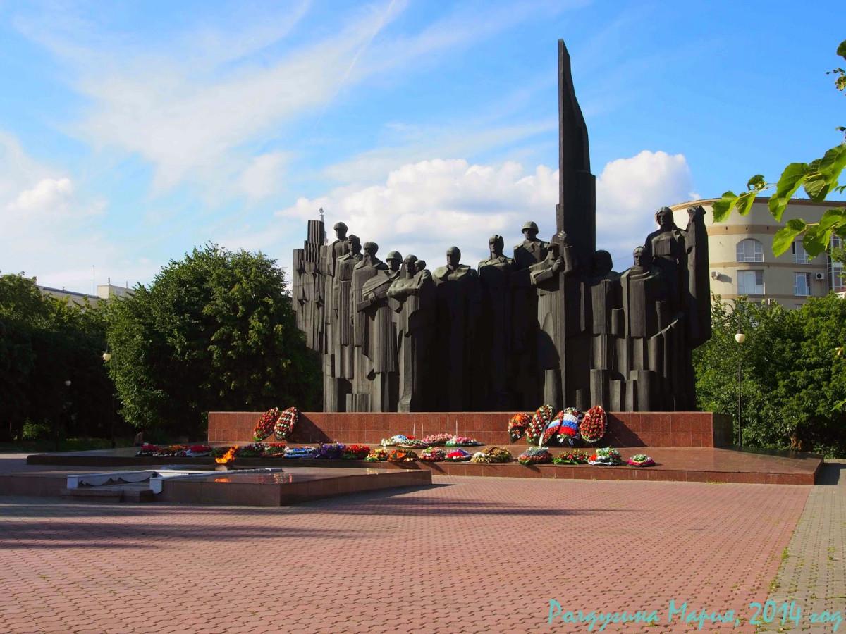 Фото: Площадь Победы