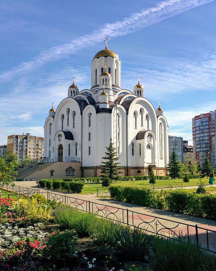 Фото: Храм Ксении Петербургской