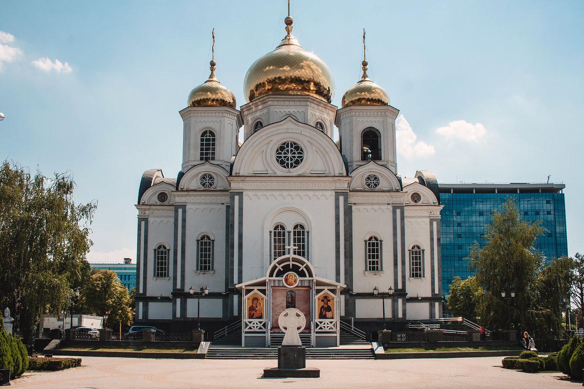 Фото: Александро-Невский собор