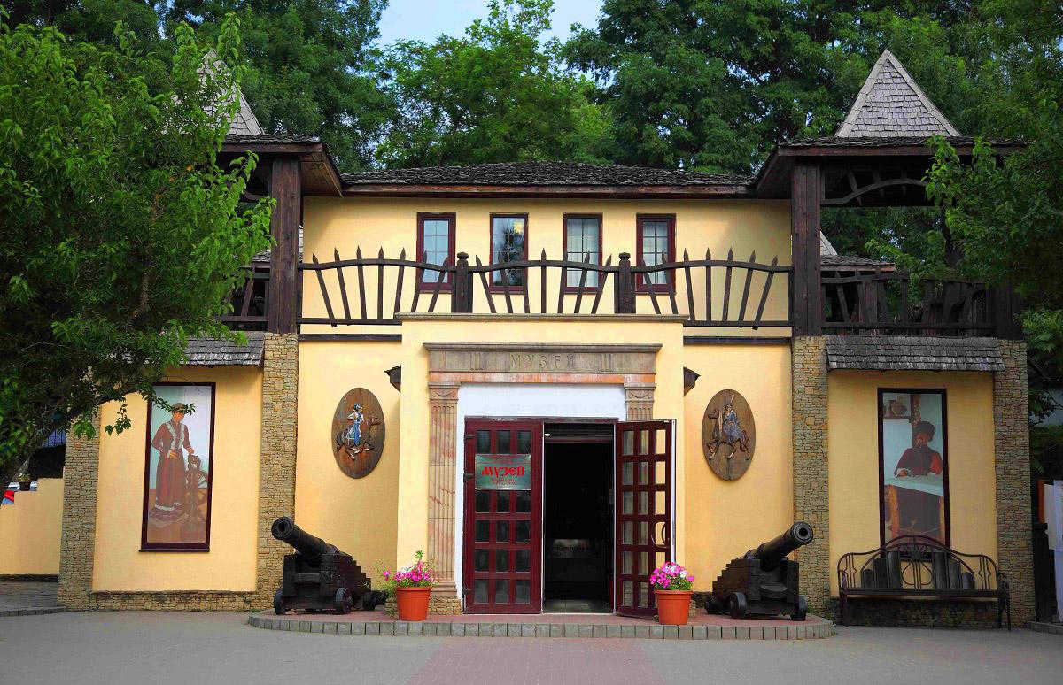 Фото: Михайловское укрепление Музей