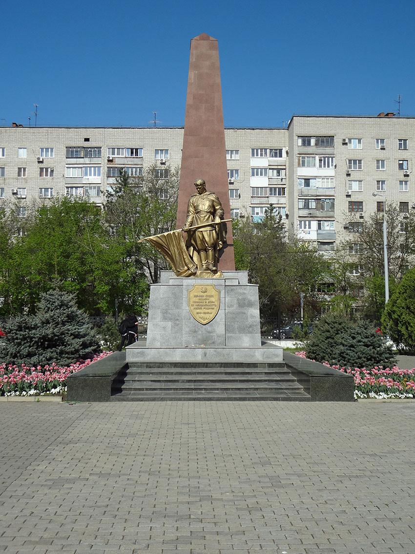 Фото: Военно-Братский мемориальный комплекс