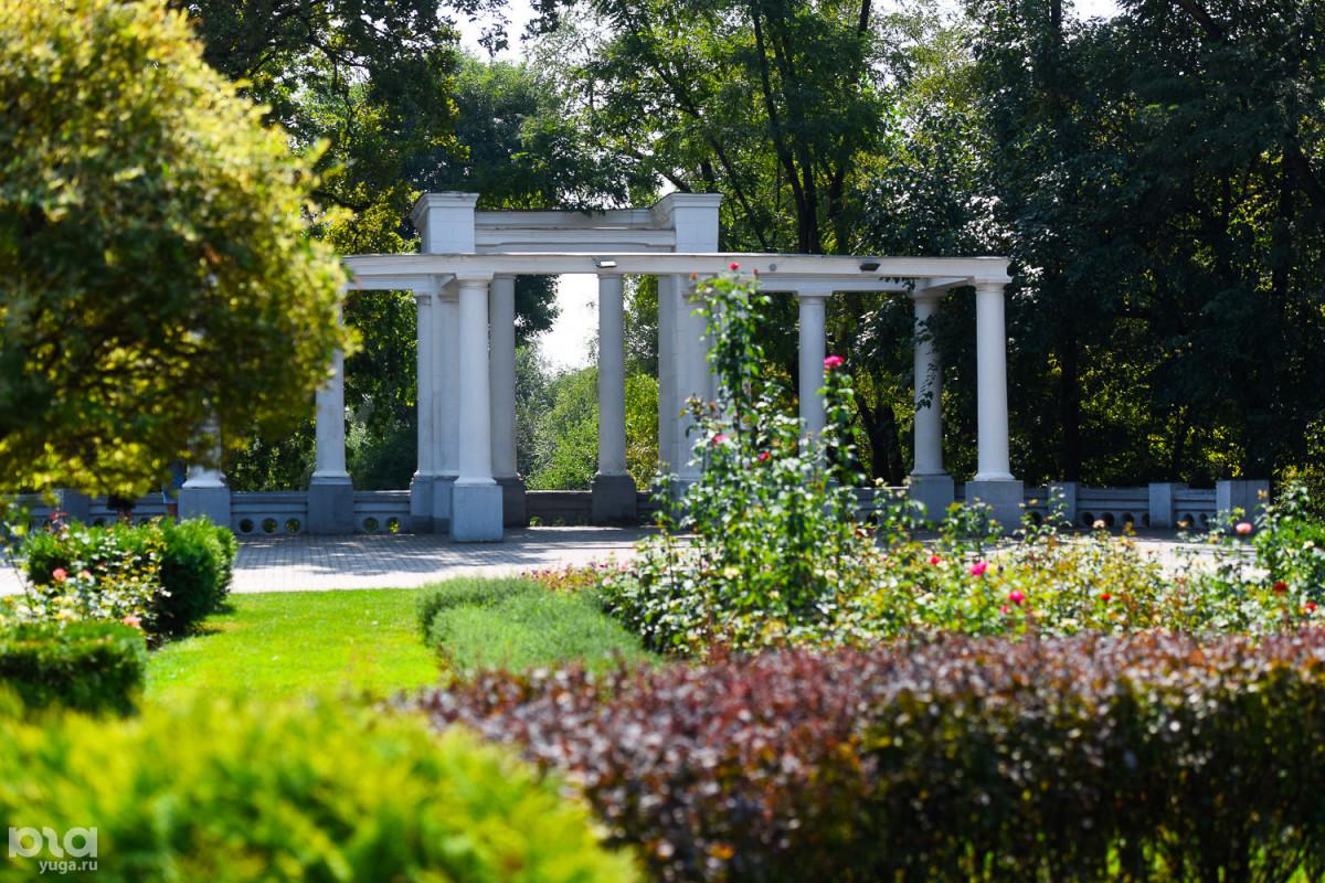 Фото: Городской сад