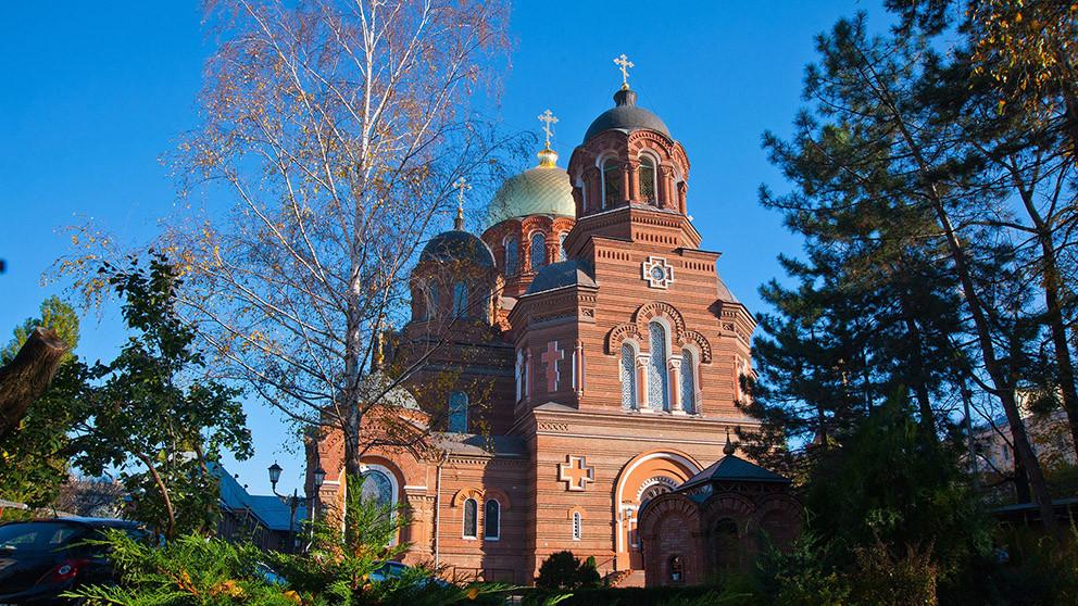 Фото: Екатерининский собор