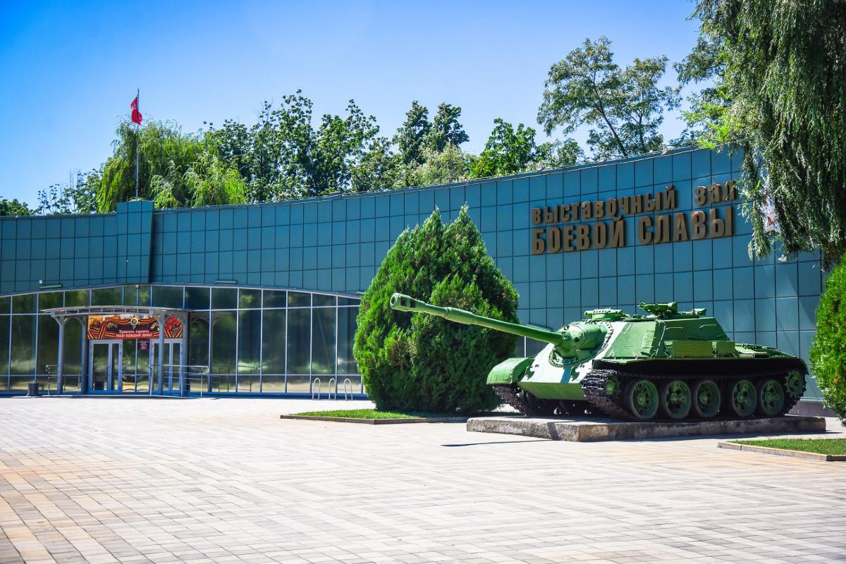 Фото: Музей военной техники Оружие Победы