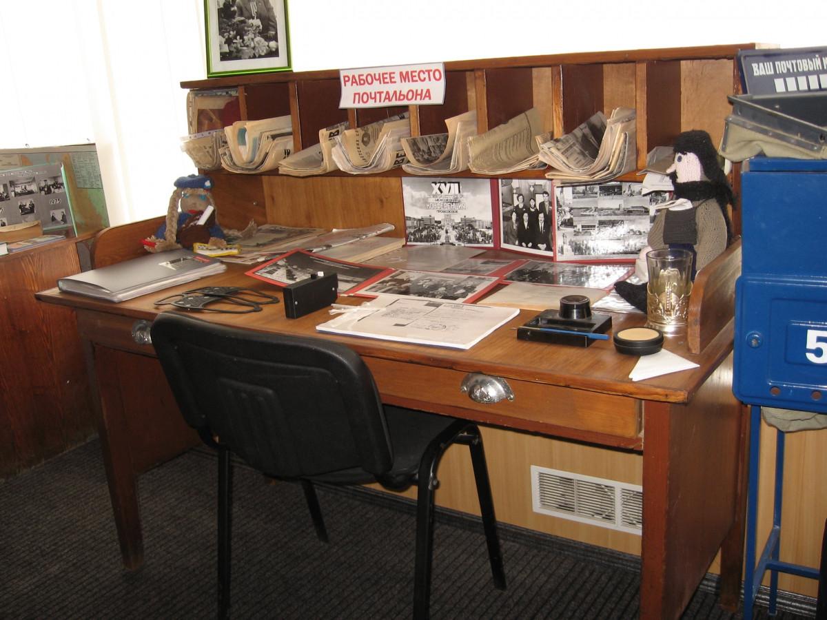 Фото: Музей почтовой связи на Кубани