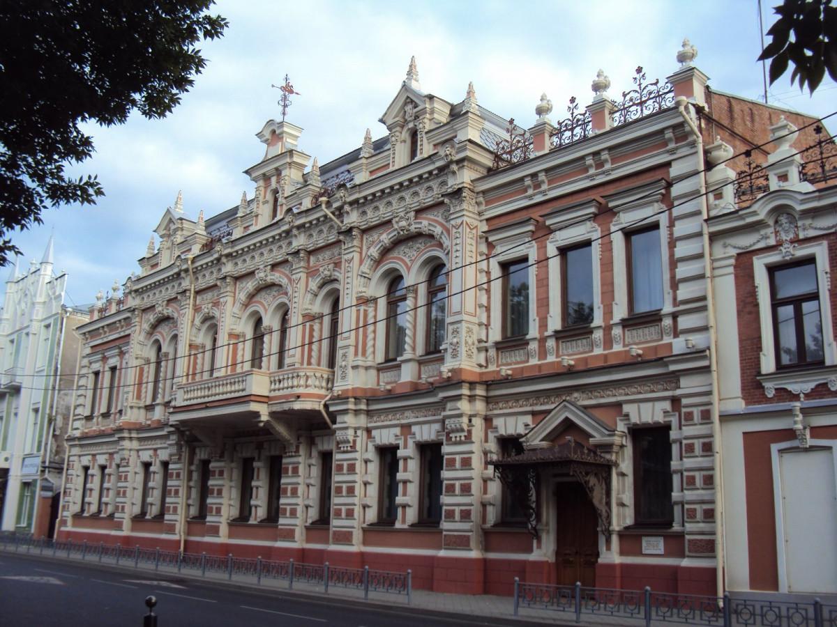 Фото: Музей-заповедник имени Е. Д. Фелицына