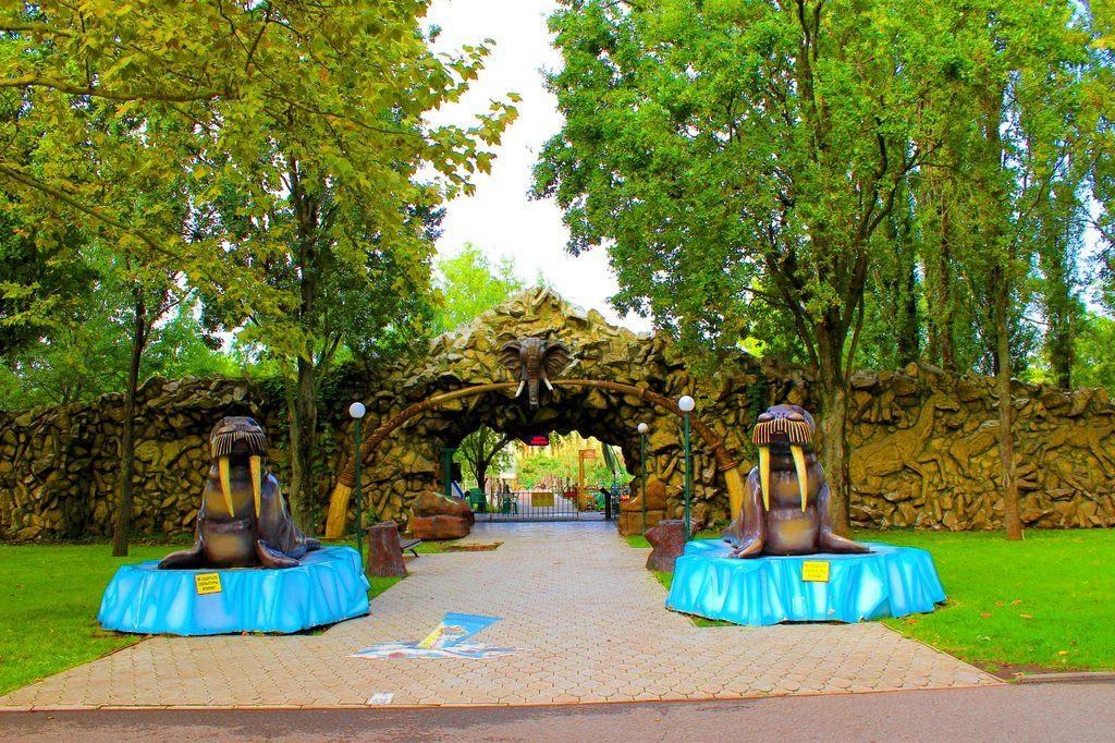 Фото: Сафари-парк