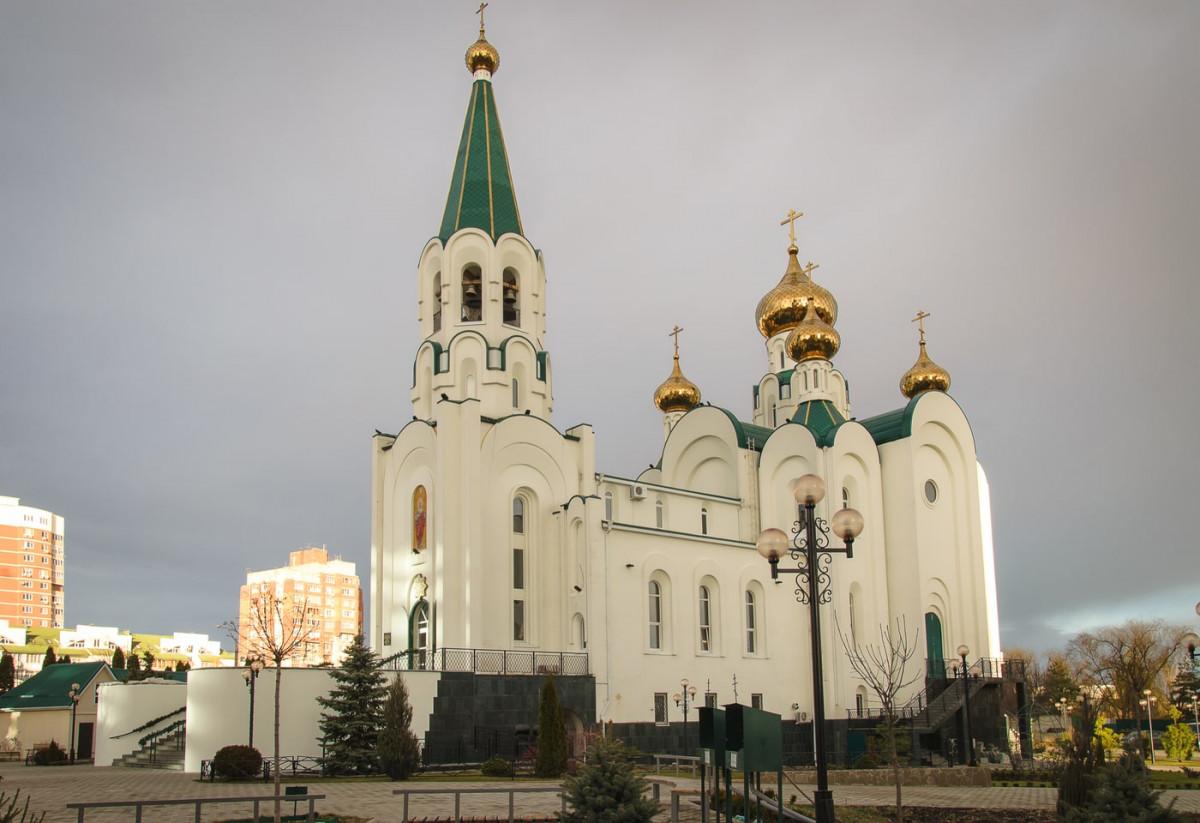 Фото: Свято-Духов храм