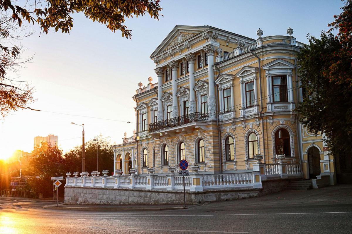 Фото: Дом Мешкова