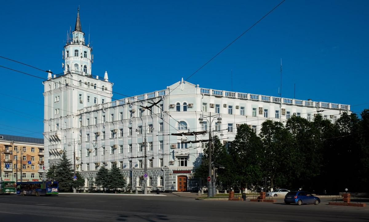 Фото: Здание ГУВД по Пермскому краю