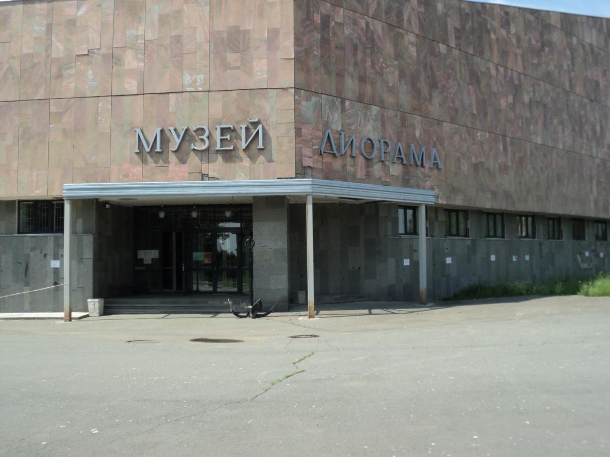 Фото: Музей-диорама в Мотовилихе