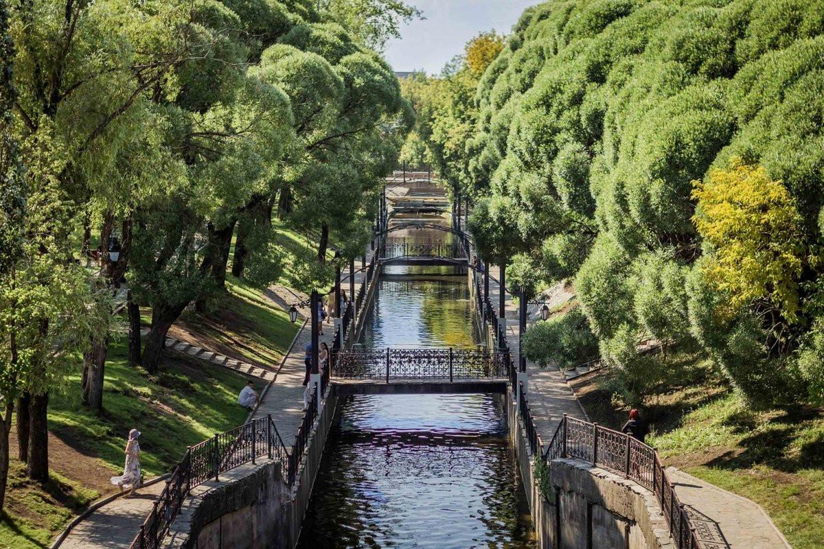 Фото: Парк Райский сад