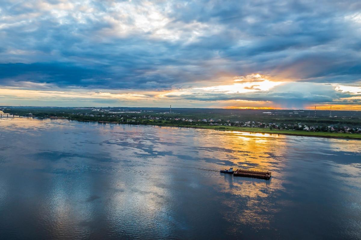 Фото: Река Кама