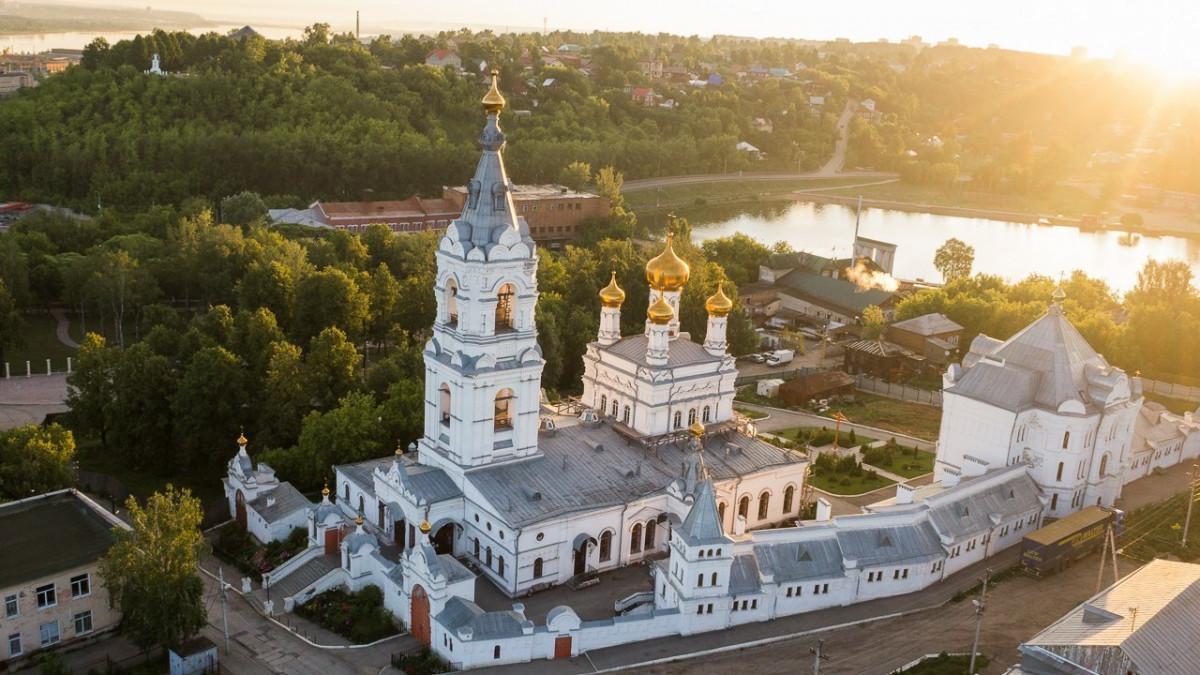 Фото: Свято-Троицкий Стефанов монастырь