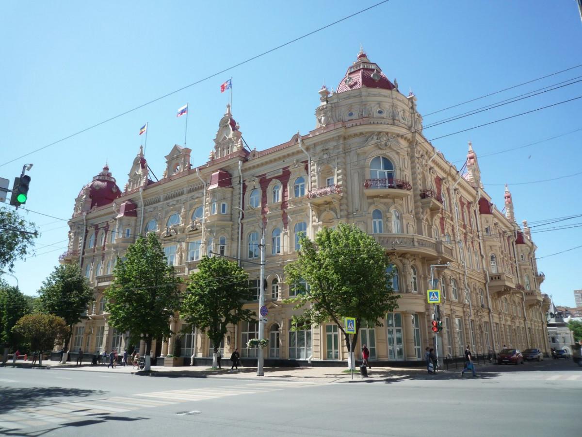 Фото: Большая Садовая улица
