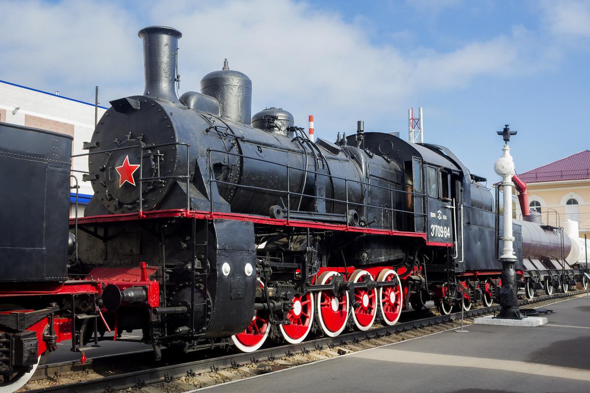 Фото: Музей Северо-Кавказской железной дороги