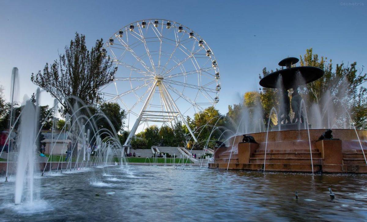 Фото: Парк имени Октябрьской революции