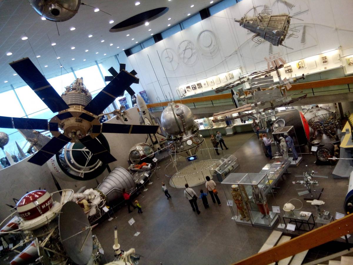 Фото: Ростовский музей космонавтики