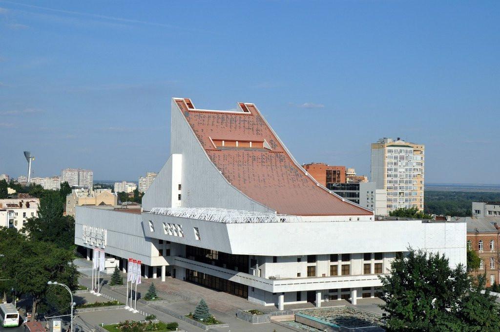 Фото: Ростовский музыкальный театр