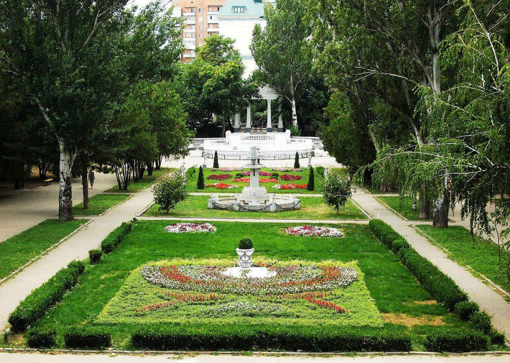 Фото: Центральный парк им. А. М. Горького