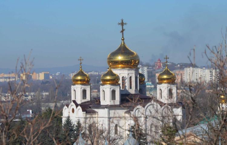 Фото: Спасский кафедральный собор